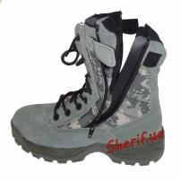 Ботинки тактические MIL-TEC 2 молнии AT-Digital, 12822270 5