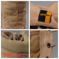 Ботинки пустынные США MIL-TEC Speed Lace Khaki-3