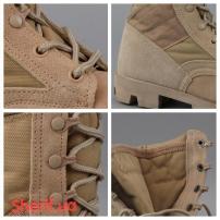 Ботинки пустынные США MIL-TEC Speed Lace Khaki-4
