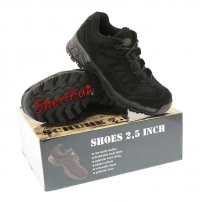 Ботинки MIL-TEC SQUAD 2,5 INCH  Black