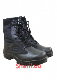 Ботинки MIL-TEC SECURITY STIEFEL Black