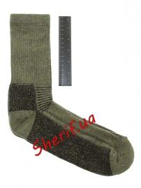 Носки MIL-TEC шведские потоотводящие Olive-3
