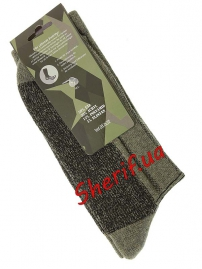Носки MIL-TEC шведские потоотводящие Olive-4