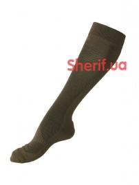 Носки высокие треккинговые MIL-TEC OD-2
