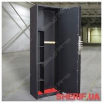 Оружейный сейф СО-1300/4т на 4 ружья