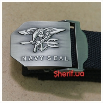 13113802 Ремень NAVY Seal Black-5