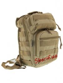 Рюкзак через плечо Assault Coyote, 8л