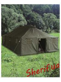 Армейский шатер-палатка PE/Canvas 10x4,8м Olive