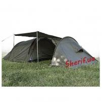 Палатка MIL-TEC трехместная с тамбуром Olive