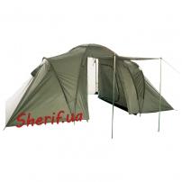 Палатка MIL-TEC 4-местная 2х2 (2,20х4,20м) Olive