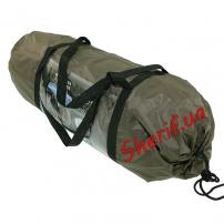 Палатка MIL-TEC 4-местная 2х2 (2,20х4,20м) Olive-2