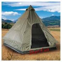 "Палатка MIL-TEC 4-местная ""TIPI"" Пирамида Olive, 14227000 2"