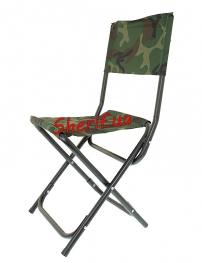 Складной туристический стул  MIL-TEC Woodland