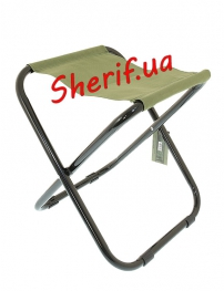 Складной стул без спинки MIL-TEC Olive