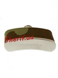 Фляжка MIL-TEC Woodland 4 унции (110мл)-3