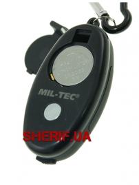 Мини-брелок MIL-TEC светящийся Black-3