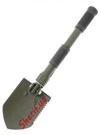 Лопатка складная MIL-TEC MINI Olive-2