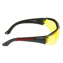Защитные спортивные очки MIL-TEC Swiss Eye® Protector (желтые стекла), 15622015 3