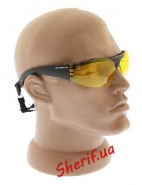 Защитные спортивные очки MIL-TEC Swiss Eye® Protector (желтые стекла), 15622015 5
