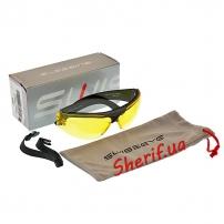 Защитные спортивные очки MIL-TEC Swiss Eye® Protector (желтые стекла), 15622015 7