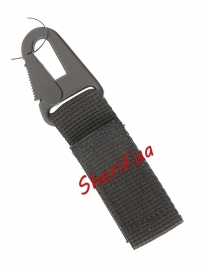 Карабин для ключей Black, 15916002