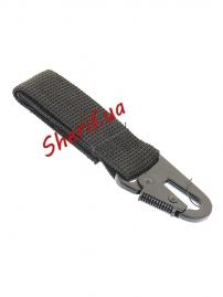 Карабин для ключей Black, 15916002-2