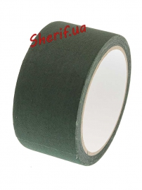 Лента MIL-TEC камуфлированная Olive, 10м