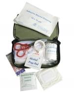 Набор MIL-TEC первой помощи (аптечка) мал. OLIVE, 16026001