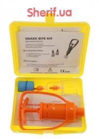 Набор MIL-TEC первой помощи от укуса змеи и клещей Snake Bite Kit