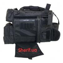 Сумка SECURITY MIL-TEC Black-12