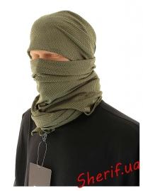 Шарф-сетка Max Fuchs снайпера Olive-4