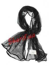 Шарф-сетка Max Fuchs 190x90см Black