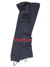 Брюки молескиновые MIL-TEC патрульные Dark blue