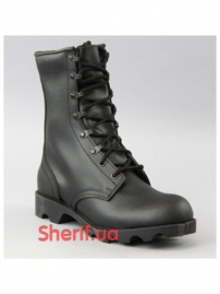 Ботинки военные MIL-TEC Speed Lace Combat Black-5