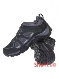Ботинки треккинговые Max Fuchs Mountain Low Grey
