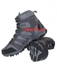 Ботинки треккинговые Max Fuchs Mountain High Grey