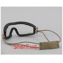 Очки Swiss Eye Infantry Clear frameless-5