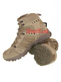 Ботинки Max Fuchs Tactical Coyote Tan
