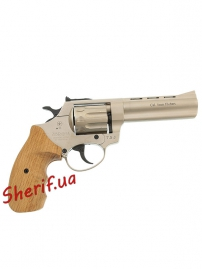 "Револьвер п/п Флобера PROFI-4.5"" (сатин/бук.) кал. 4мм-2"
