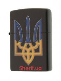 Зажигалка  Zippo Ukraine Emblem 218UA