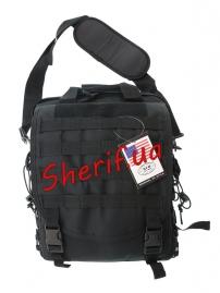 Сумка-рюкзак Max Fuchs Molle Black-3