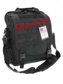 30697A Сумка-рюкзак Max Fuchs Molle Black