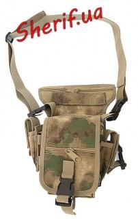 Сумка поясная Hip Bag Max Fuchs A-TACS FG