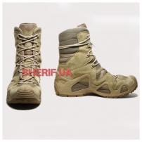Ботинки LOWA Zephyr GTX HI TF Coyote-2