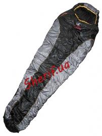 Мешок спальный Max Fuchs Advance Black/Grey (-10С)
