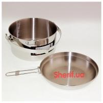 Набор посуды Tatonka  Kettle 2,5л (2 предмета)