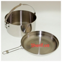 Набор посуды Tatonka Kettle 4л (2 предмета)