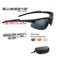 Очки Swiss Eye Apache black (2370.05.14)