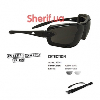 Очки Swiss Eye Detection Black (2370.05.48)