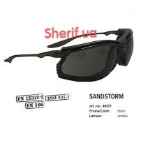 Очки Swiss Eye Sandstorm Smoke black (2370.05.61)